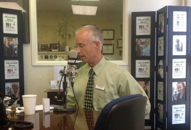 More to Life Director, Jeff Dold, on The Cheri Hill Show 2014
